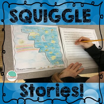 SQUIGGLES! A Creative Writing Activity