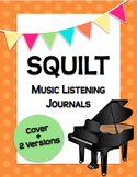 SQUILT- Music Listening Journal