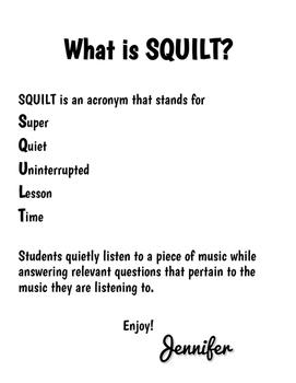 SQUILT