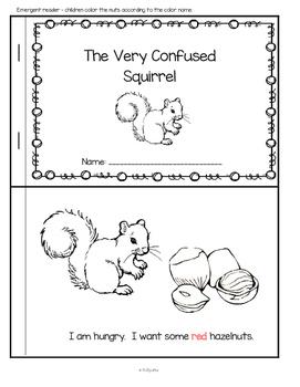 SQUIRRELS Preschool