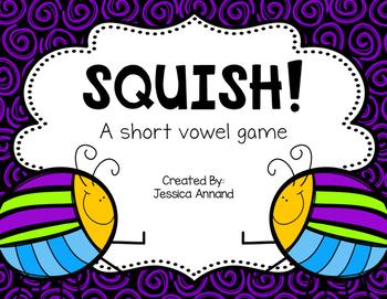 SQUISH - Short Vowels