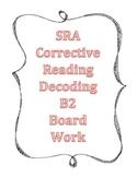 Corrective Reading, SRA Corrective Reading Decoding B2 Board Work,