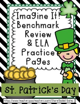IMAGINE IT Benchmark test 5 practice pages and Review
