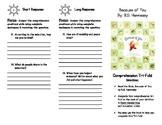 SRA Imagine It! - 2nd Grade - Unit 1 Kindness Study Guides