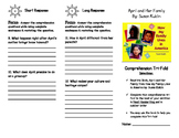 SRA Imagine It! - 2nd Grade - Unit 6 America's People Study Guides
