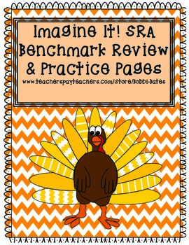 Imagine It Benchmark test 3 practice pages and Review