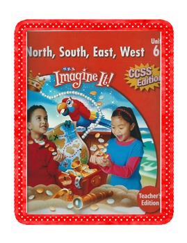 SRA Imagine It First Grade North South East West