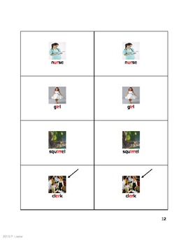 Sra Imagine It First Grade Unit 3 I Am Responsible Game Cards By