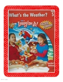 SRA Imagine It First Grade Unit 5 What's the Weather Game Cards