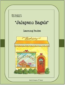 SRA Imagine It Jalapeno Bagels