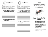SRA Imagine It! - 2nd Grade - Unit 2 Let's Explore Study Guides