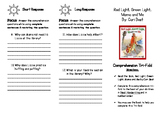 SRA Imagine It! - 2nd Grade - Unit 3 Around the Town Study Guides