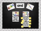 SRA Imagine It! Question/Concept Board Items