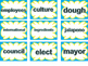 SRA Imagine It Vocabulary Cards for 2nd Grade