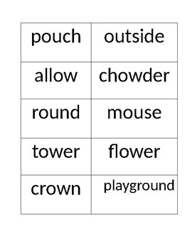 SRA Imagine it! Unit 7 Lesson 1-5 Spelling Boxes