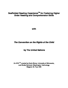 SRE: The Convention on the Rights of the Child