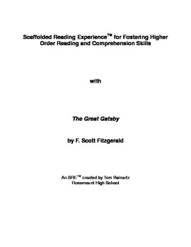 SRE: The Great Gatsby