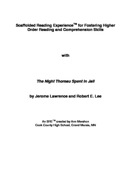 SRE: The Night Thoreau Spent in Jail
