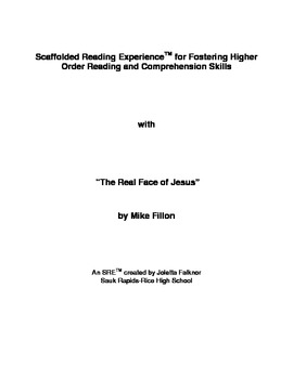 SRE: The Real Face of Jesus