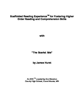 SRE: The Scarlet Ibis