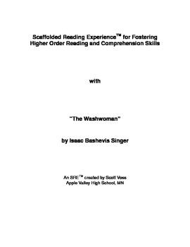 SRE: The Washwoman