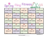 SPRING FLING FITNESS MAX - 25 Day Fitness Challenge