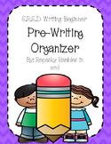 SRSD Pre-Writing