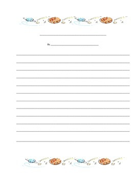 SRSD TIDE Informative Planner and Writing Paper for Planet Research