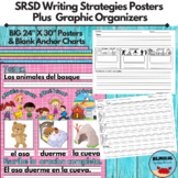 SRSD Writing BIG Posters and Graphic Organizers Kid Friend