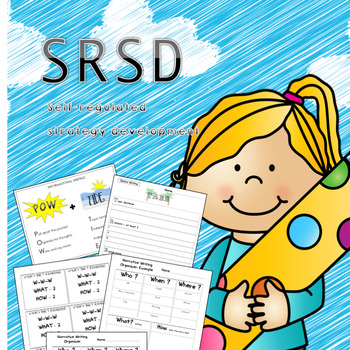 SRSD Writing Set