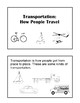 SS 10.1 How People Travel Extended Standard  NEW AAA
