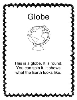 SS 3.1 Identify Globes & Maps  Extended Standard  NEW AAA
