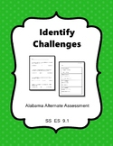 SS 9.1 Identify Challenges  AAA Extended Standards