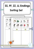 SS,FF, ZZ, LL Sorting Set