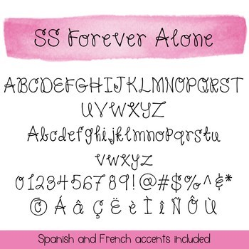 SS Fonts: Volume One