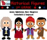 SS2H1Georgia Historical Figures-Oglethorpe, Musgrove, Tomo
