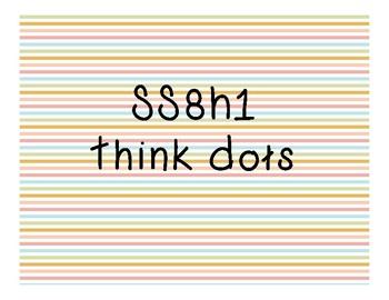 Native Cultures & Exploration Think Dots (SS8H1)