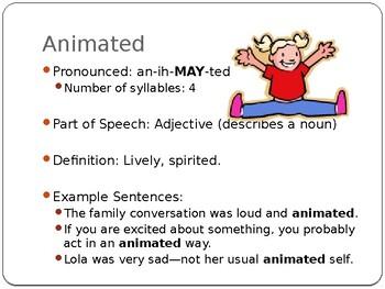 SSAT Vocabulary Workshop Day 4 PowerPoint