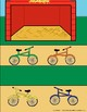 "SSI Folder Game ""Animals on Bikes"" (Speech Therapy)"