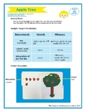 "SSI Folder Game ""Apple Tree"" (Speech Therapy)"