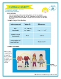 "SSI Folder Game ""Clothes On/Off"" (Speech Therapy)"
