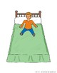 "SSI Folder Game ""Fall Off The Bed"" (Speech Therapy)"