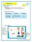"SSI Folder Game ""Oh No"" (Speech Therapy)"