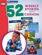 52 WEEKLY STORIES Grade 2-3 (Enhanced ebook)