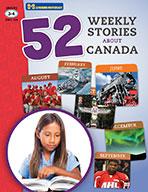 52 WEEKLY STORIES Grade 3-4 (Enhanced ebook)