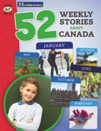 52 Weekly Stories About Canada Gr. 6-7