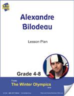 Alexandre Bilodeau Gr. 4-8 Lesson Plan