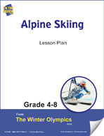 Alpine Skiing Gr. 4-8 Lesson Plan