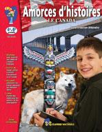 Amorces d'histoires (Grades 4-6) [Enhanced eBook]