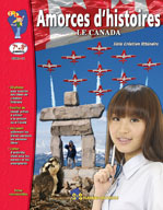 Amorces d'histoires (Grades 7-8) [Enhanced eBook]